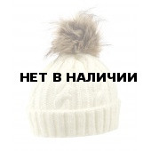 Шапка MAIER 2014-15 Accessories Puschel white (белый)