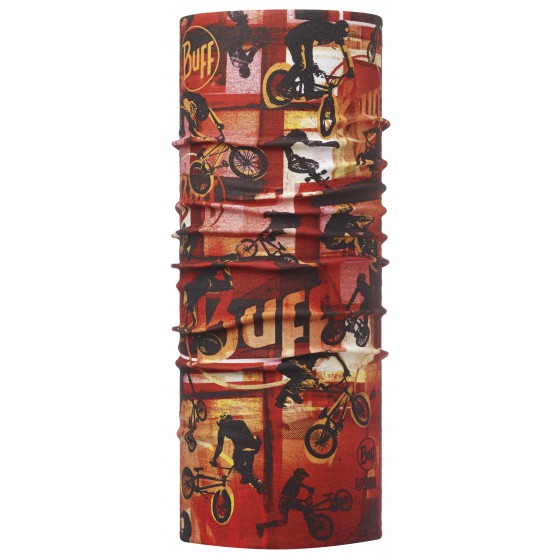 Бандана BUFF 2016 High UV Protection BUFF JUNIOR HIGH UV BUFF® BMX RED