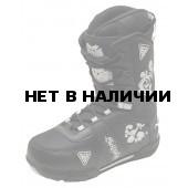 Ботинки для сноуборда Black Fire 2014-15 B&W Black