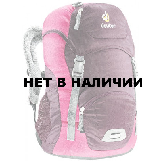 Рюкзак Deuter 2016-17 Junior aubergine-magenta