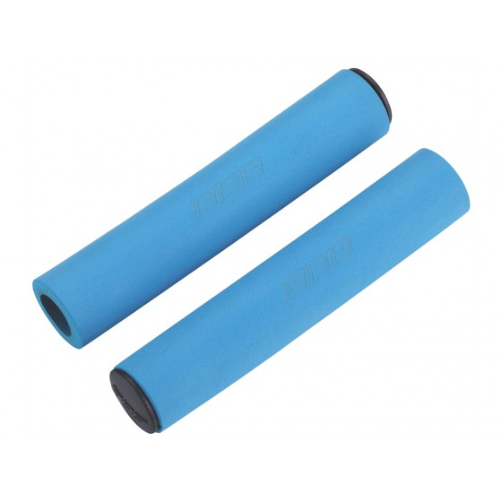 Грипсы BBB 2015 grips Sticky 130mm blue (BHG-34)