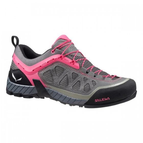 Треккинговые кроссовки Salewa 2016 Tech Approach WS FIRETAIL 3 Pewter/Pinky