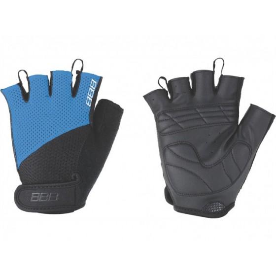Перчатки велосипедные BBB Chase black/blue (BBW-49)