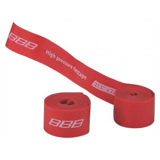 "Ободная лента BBB 2015 Rimtape HP 27.5""x 22mm 22-584 (2,2 x 90,5 cm) 2 pcs (BTI-94)"