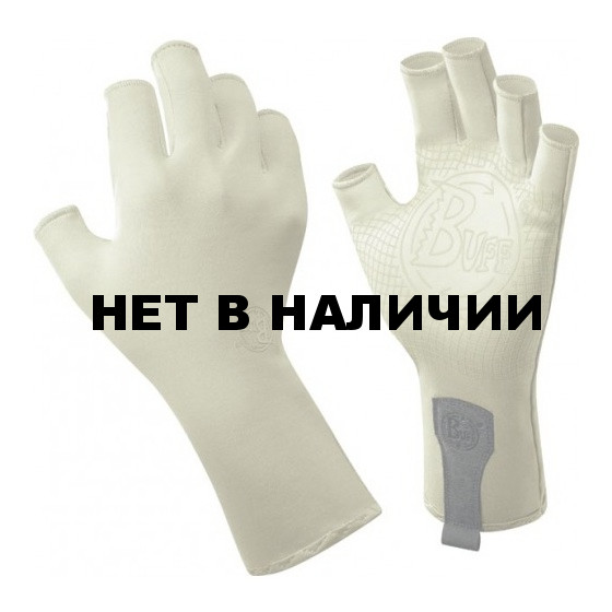 Перчатки рыболовные BUFF Watter Gloves BUFF WATER GLOVES BUFF LIGHT SAGE M/L