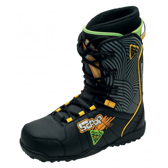Ботинки для сноуборда Black Fire 2014-15 Scoop