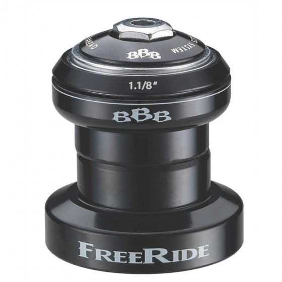 "Рулевая колонка BBB FreeRide threardless 1.1/8"" incl. topcap (BHP-52)"