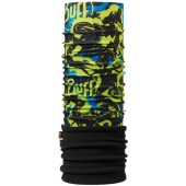 Бандана BUFF Polar Buff JUNIOR POLAR BUFF AIR CROSS / BLACK
