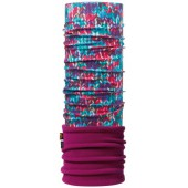 Бандана BUFF Polar Buff JUNIOR POLAR BUFF FANCY / MARDI GRAPE