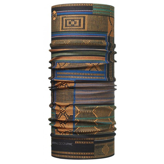 Бандана BUFF 2016-17 Original Buff NATIONAL GEOGRAPHIC TISSAGE MULTI-MULTI-Standard