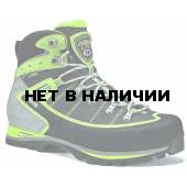 Ботинки для треккинга (Backpacking) Asolo Mountain Trekking Shiraz GV MM Nero/Green lime