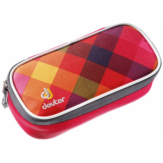 Пенал Deuter 2016-17 Pencil Case berry crosscheck