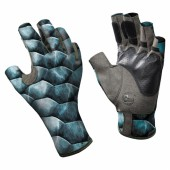 Перчатки рыболовные BUFF Angler Gloves BUFF ANGLER II GLOVES BUFF TARPON SCALES M/L