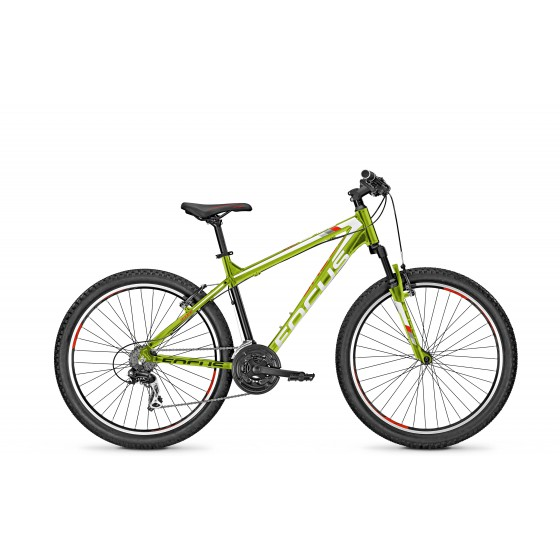 Велосипед FOCUS RAVEN ROOKIE 26 2016 GREEN