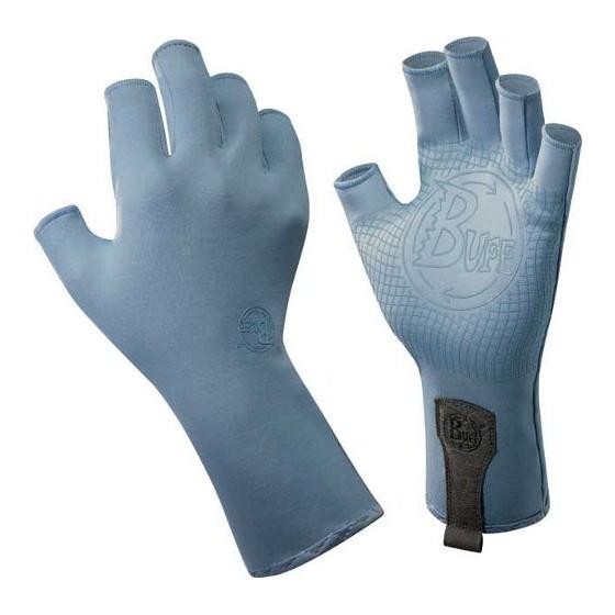 Перчатки рыболовные BUFF Sport Series Water Gloves Glacier Blue (св. голубой)
