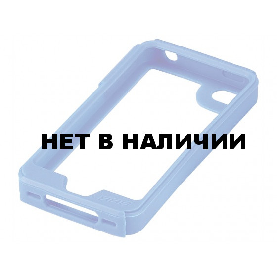 Рамка для телефона BBB 2015 smart phone mount Sleeve Patron I4 blue (BSM-32)