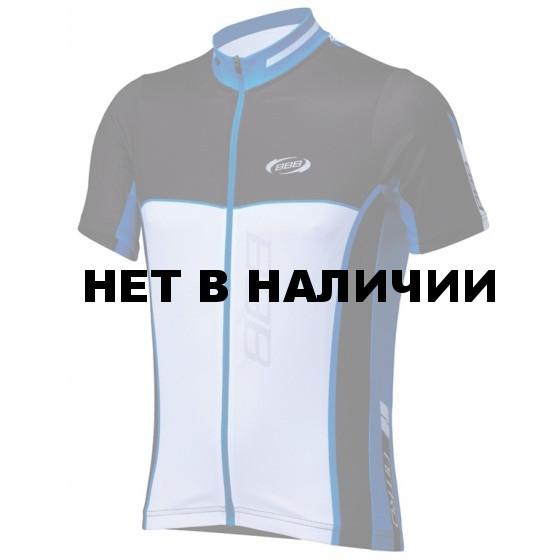 Джерси BBB Nitro jersey s.s. black blue (BBW-238)