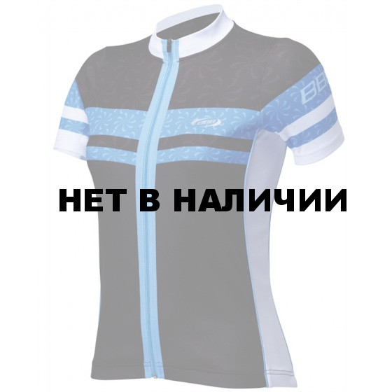 Джерси BBB Force jersey s.s. black blue (BBW-248)