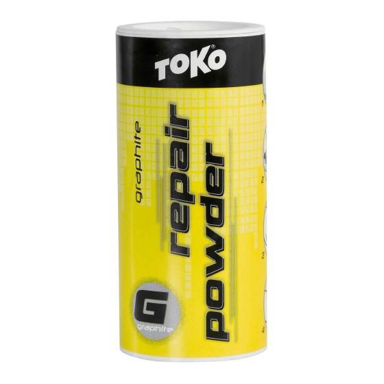 Ремонтный порошок TOKO Repair powder черный, 40г. (черный, 40г.)