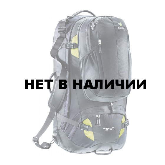 Рюкзак Deuter 2015 Travel Traveller 80 + 10 black-moss