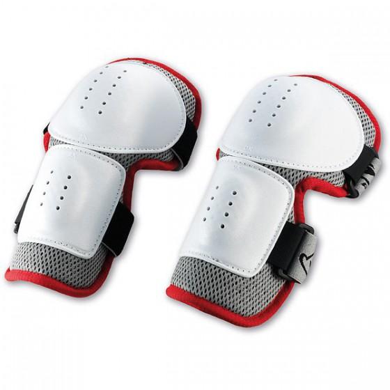 Защита локтей NIDECKER 2016-17 multisport elbow guards white/red
