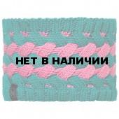 Повязка BUFF HEADBAND BUFF Knitted&Polar Fleece NIELS