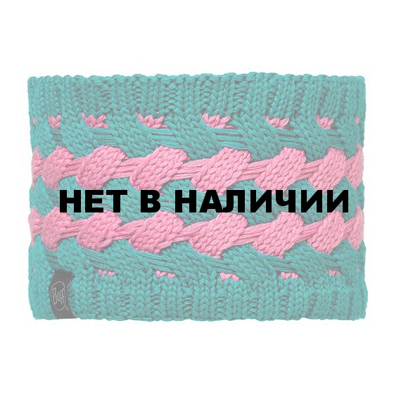 Повязка BUFF HEADBAND BUFF Knitted&Polar Fleece NIELS