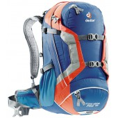 Рюкзак Deuter 2016-17 Trans Alpine Pro 28 steel-papaya