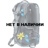 Рюкзак Deuter 2015 Travel Traveller 60 + 10 SL black-turquoise