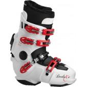 Ботинки для сноуборда DEELUXE 2014-15 Track 225 white