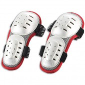 Защита локтей NIDECKER 2016-17 elbow guards Kids white/red