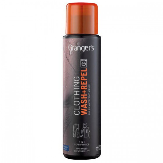 Пропитка GRANGERS 2in1 Wash & Repel 300ml