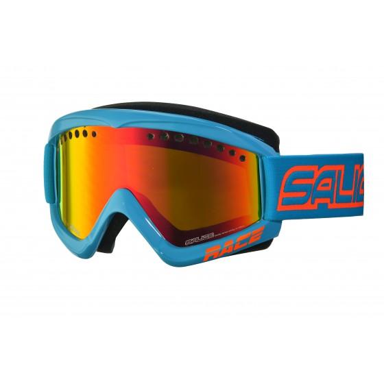 Очки горнолыжные Salice 2016-17 969DAFV CYAN BLUE/CLEAR