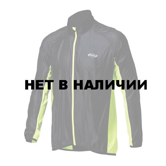 Велокуртка BBB Rainjacket PocketShield neon yellow (BBW-147)