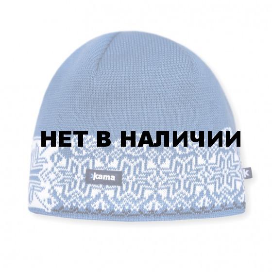 Шапки Kama AW10 light blue