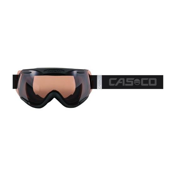 Очки горнолыжные Casco Snow Pilot Vautron black