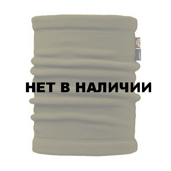 Бандана BUFF Neckwarmer Polar BUFF Basic NECKWARMER POLAR BUFF MILITARY / MILITARY