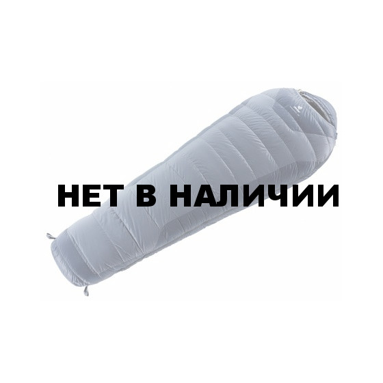 Спальник Deuter 2015 Sleeping Bags Neosphere -15 (прав) silver-anthracite