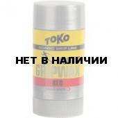 Мазь TOKO Nordic GripWax (красная, -2С/-10С, 25 гр.)