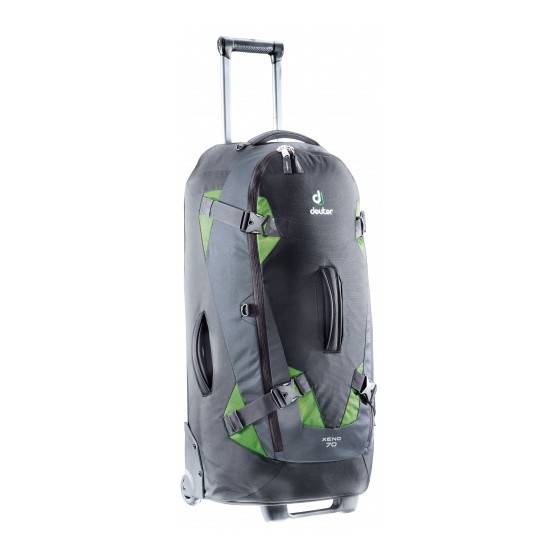 Сумка на колесах Deuter Travel Xeno 70 black-emerald