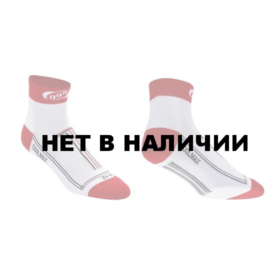 Носки BBB TechnoFeet white red (BSO-01)