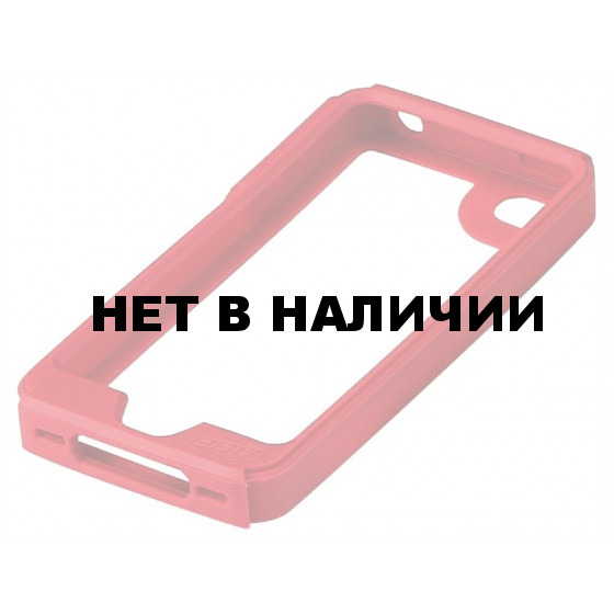 Рамка для телефона BBB 2015 smart phone mount Sleeve Patron I4 red (BSM-32)