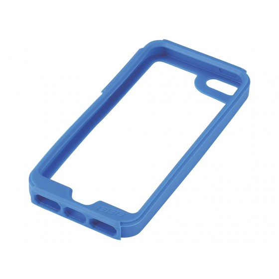 Рамка для телефона BBB 2015 smart phone mount Sleeve Patron I5 blue (BSM-31)