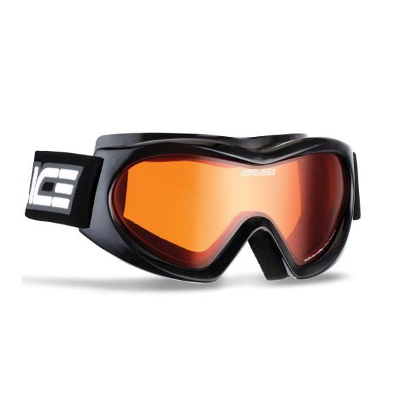 Очки горнолыжные Salice 900DAFO BLACK/ORANGE