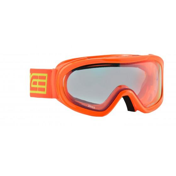 Очки горнолыжные Salice 905DARWFO ORANGE/RW CLEAR