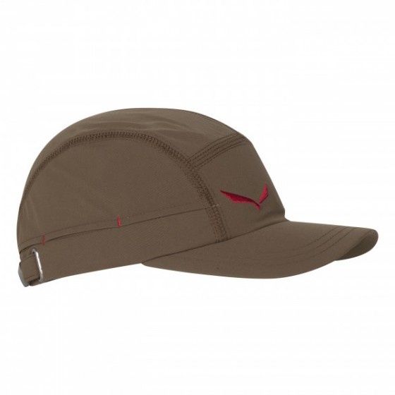 Бейсболка Salewa 2016 FANES UV CAP bark brown