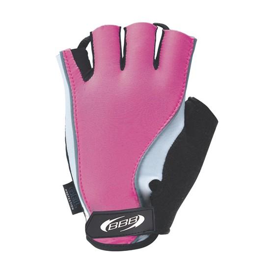 Перчатки велосипедные BBB LadyZone pink (BBW-27)