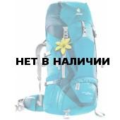 Рюкзак Deuter 2016-17 ACT Lite 45 + 10 SL petrol-arctic