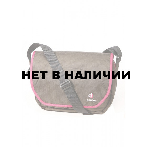 Сумка на плечо Deuter 2016-17 Carry out aubergine-brown