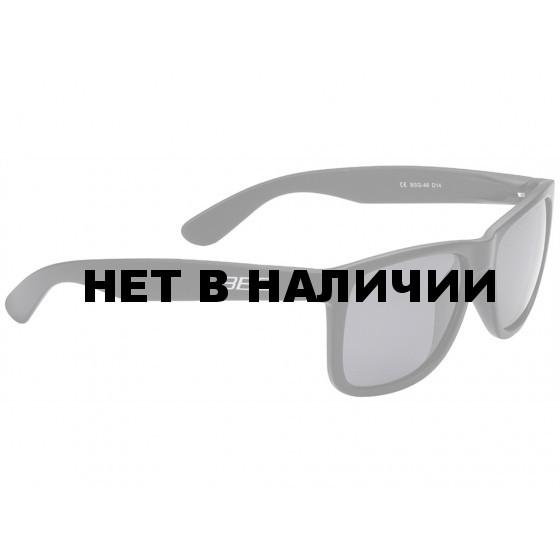 Очки солнцезащитные BBB Street PZ PC Smoke polarised lenses matt black (BSG-46)